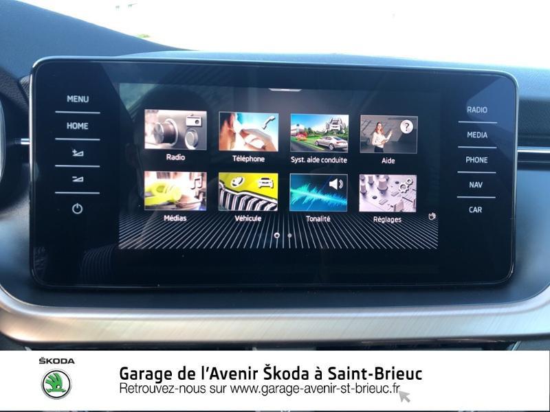 Photo 9 de l'offre de SKODA Kamiq 1.5 TSI 150ch Style DSG7 à 26990€ chez Garage de l'Avenir - SKODA Saint Brieuc