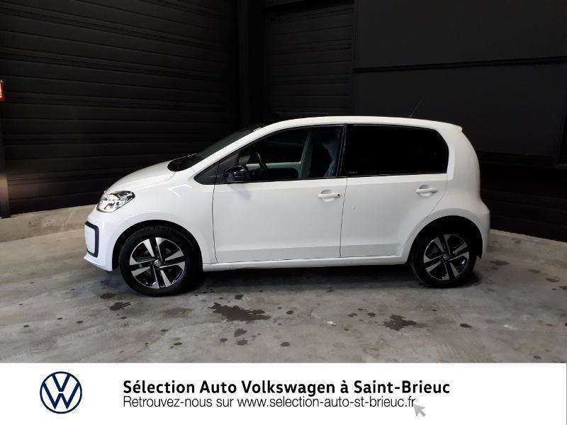 Photo 2 de l'offre de VOLKSWAGEN up! 1.0 60ch BlueMotion Technology IQ.Drive 5p Euro6d-T à 10990€ chez Garage de l'Avenir - SKODA Saint Brieuc