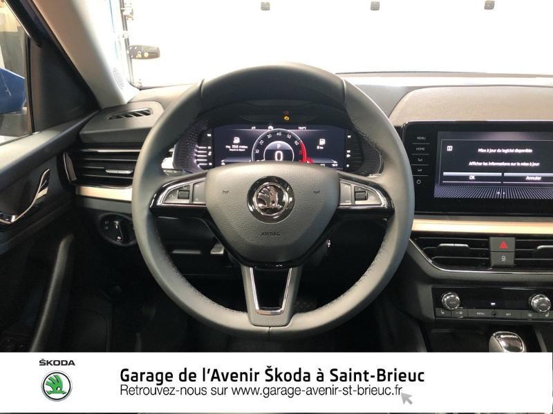 Photo 6 de l'offre de SKODA Kamiq 1.5 TSI 150ch Style DSG7 à 26990€ chez Garage de l'Avenir - SKODA Saint Brieuc