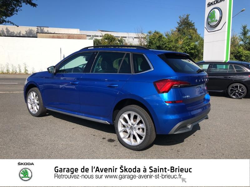 Photo 3 de l'offre de SKODA Kamiq 1.5 TSI 150ch Style DSG7 à 26990€ chez Garage de l'Avenir - SKODA Saint Brieuc