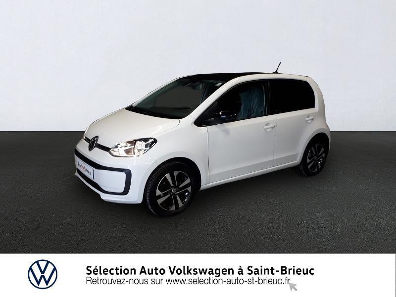 Photo 1 de l'offre de VOLKSWAGEN up! 1.0 60ch BlueMotion Technology IQ.Drive 5p Euro6d-T à 10990€ chez Garage de l'Avenir - SKODA Saint Brieuc