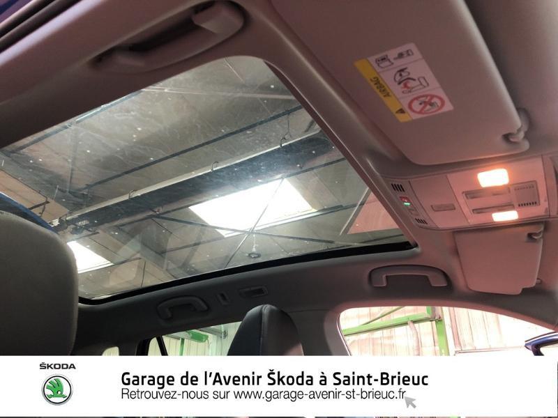 Photo 18 de l'offre de SKODA Kamiq 1.5 TSI 150ch Style DSG7 à 26990€ chez Garage de l'Avenir - SKODA Saint Brieuc