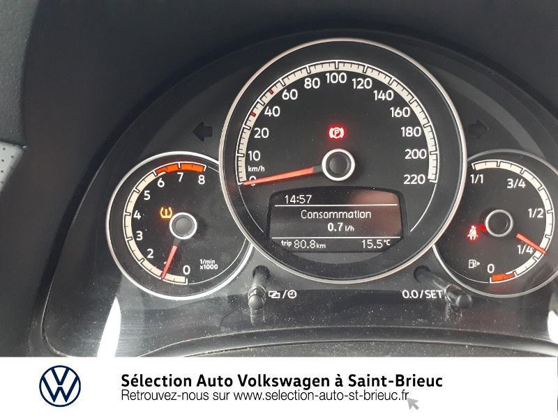 Photo 9 de l'offre de VOLKSWAGEN up! 1.0 60ch BlueMotion Technology IQ.Drive 5p Euro6d-T à 10990€ chez Garage de l'Avenir - SKODA Saint Brieuc