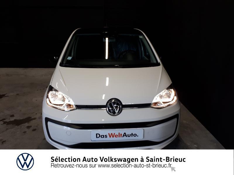 Photo 5 de l'offre de VOLKSWAGEN up! 1.0 60ch BlueMotion Technology IQ.Drive 5p Euro6d-T à 10990€ chez Garage de l'Avenir - SKODA Saint Brieuc