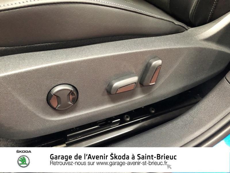 Photo 16 de l'offre de SKODA Kamiq 1.5 TSI 150ch Style DSG7 à 26990€ chez Garage de l'Avenir - SKODA Saint Brieuc