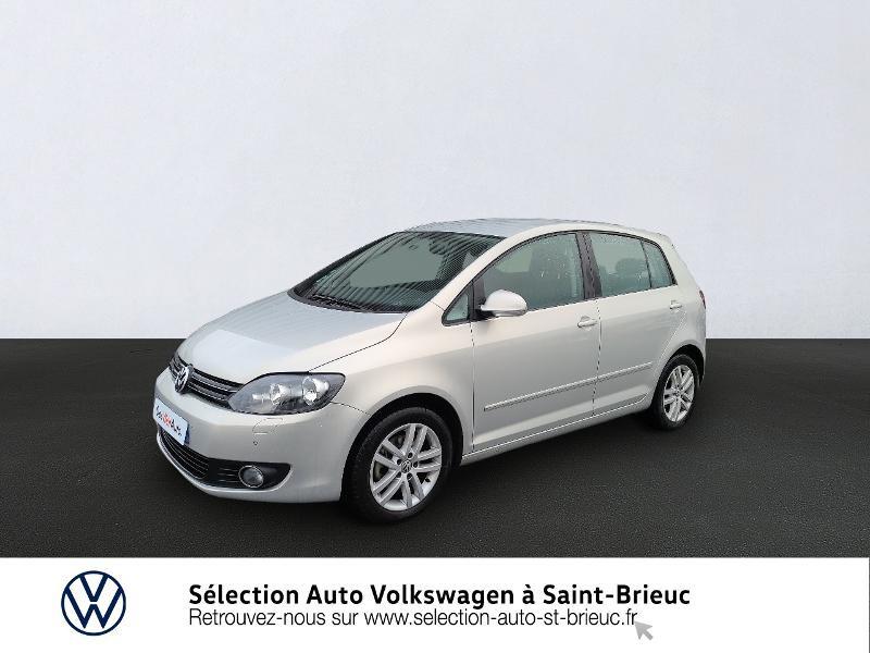 Volkswagen Golf Plus 1.6 TDI 105ch BlueMotion Technology FAP Confortline Diesel FEUILLE ARGENT Occasion à vendre
