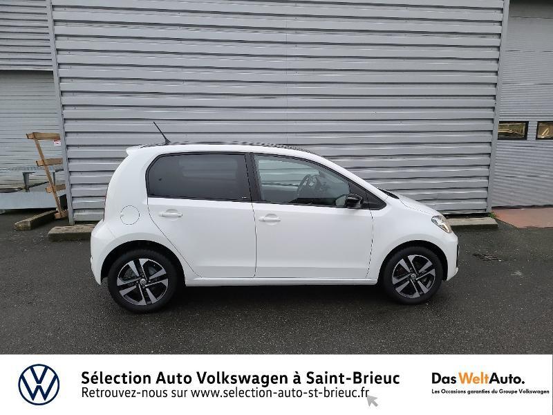 Photo 4 de l'offre de VOLKSWAGEN up! 1.0 60ch BlueMotion Technology Move up! 5p Euro6d-T à 10990€ chez Garage de l'Avenir - SKODA Saint Brieuc