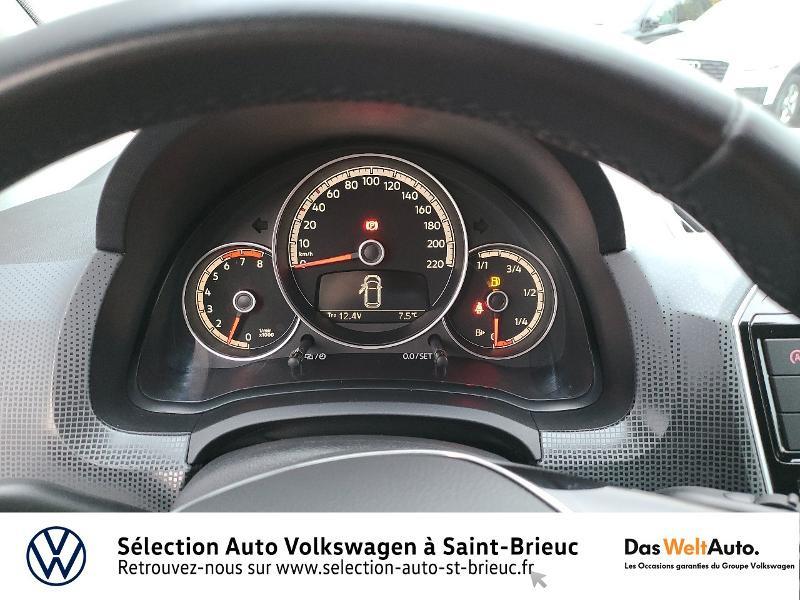 Photo 8 de l'offre de VOLKSWAGEN up! 1.0 60ch BlueMotion Technology Move up! 5p Euro6d-T à 10990€ chez Garage de l'Avenir - SKODA Saint Brieuc