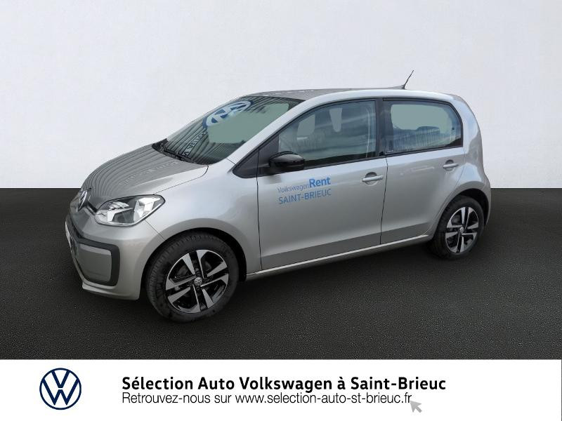 Volkswagen up! 1.0 60ch BlueMotion Technology IQ.Drive 5p Euro6d-T Essence GRIS TUNGSTENE Occasion à vendre