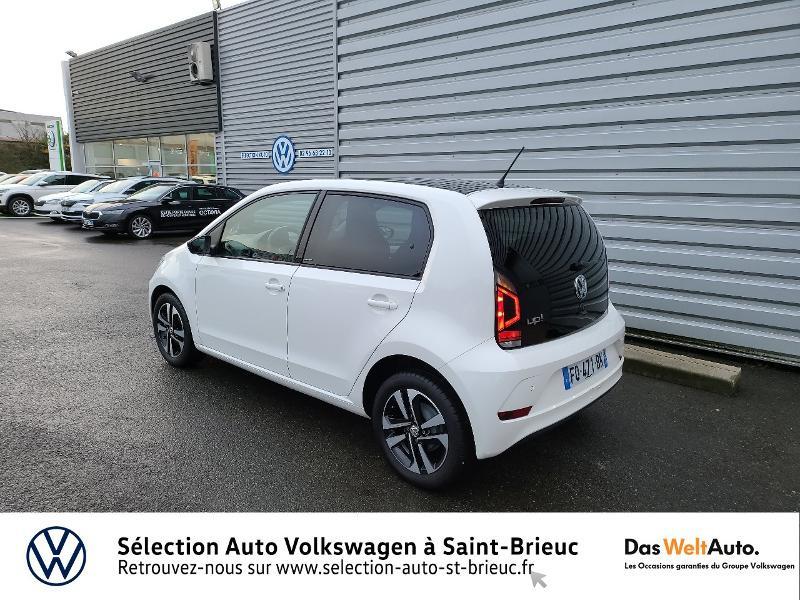 Photo 3 de l'offre de VOLKSWAGEN up! 1.0 60ch BlueMotion Technology Move up! 5p Euro6d-T à 10990€ chez Garage de l'Avenir - SKODA Saint Brieuc