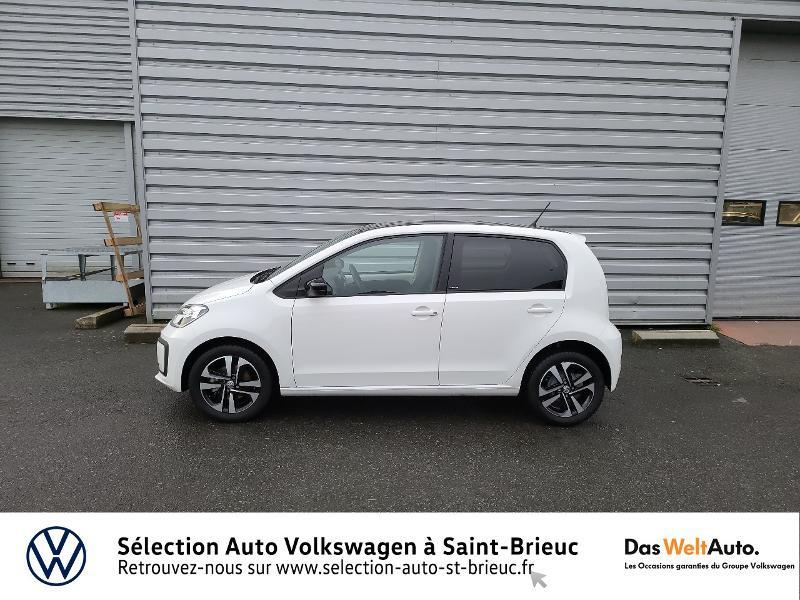 Photo 2 de l'offre de VOLKSWAGEN up! 1.0 60ch BlueMotion Technology Move up! 5p Euro6d-T à 10990€ chez Garage de l'Avenir - SKODA Saint Brieuc
