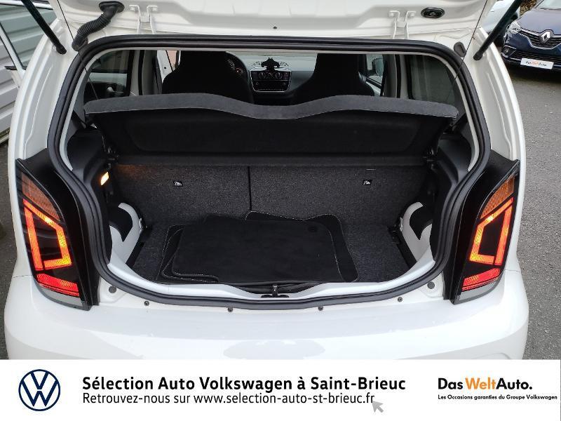 Photo 12 de l'offre de VOLKSWAGEN up! 1.0 60ch BlueMotion Technology Move up! 5p Euro6d-T à 10990€ chez Garage de l'Avenir - SKODA Saint Brieuc