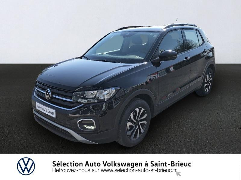 Volkswagen T-Cross 1.0 TSI 110ch Active Essence NOIR INTENSE Occasion à vendre