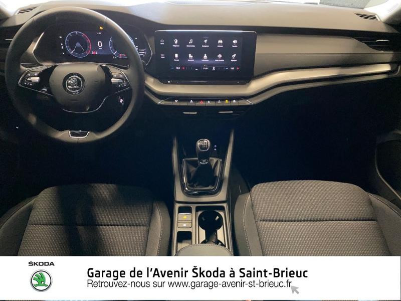 Photo 6 de l'offre de SKODA Octavia 2.0 TDI 116ch Business Euro6d-DG à 24990€ chez Garage de l'Avenir - SKODA Saint Brieuc
