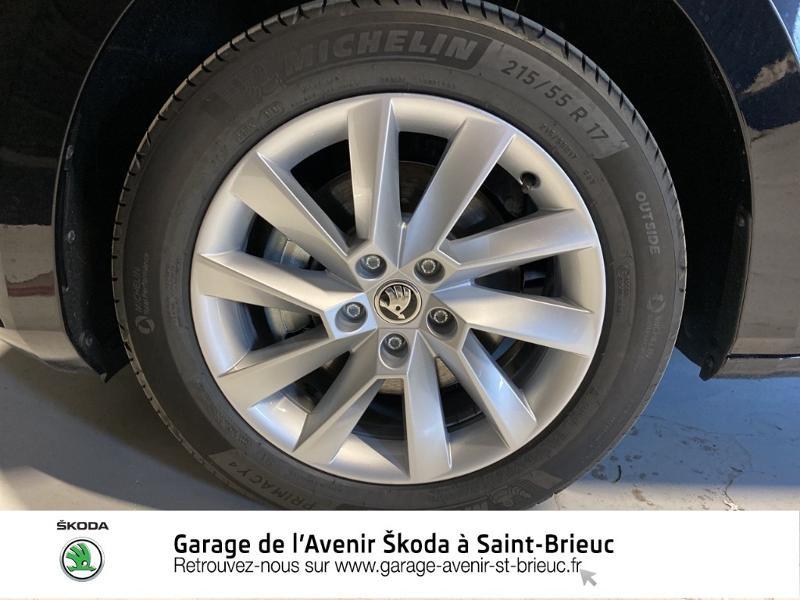 Photo 14 de l'offre de SKODA Superb Combi 2.0 TDI 122ch SCR Business DSG7 Euro6d-T EVAP à 34490€ chez Sélection Auto - Volkswagen Saint Brieuc