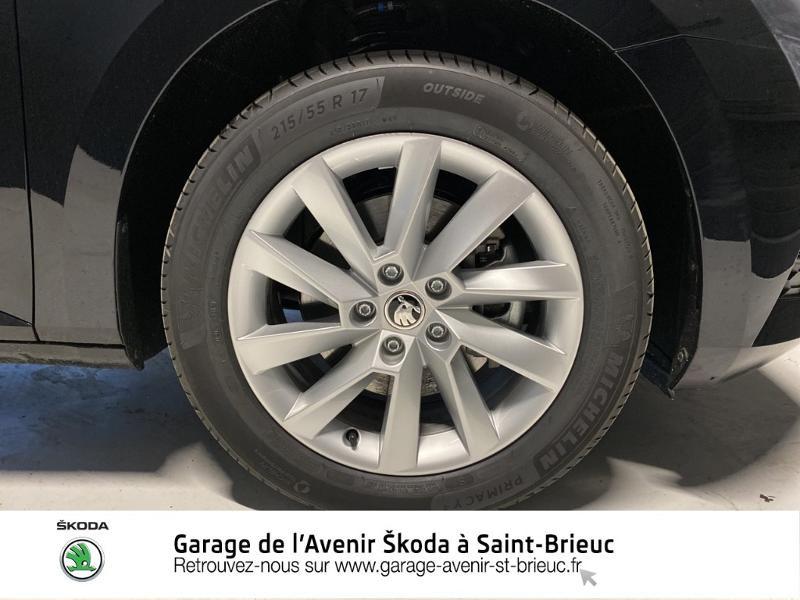 Photo 15 de l'offre de SKODA Superb Combi 2.0 TDI 122ch SCR Business DSG7 Euro6d-T EVAP à 34490€ chez Sélection Auto - Volkswagen Saint Brieuc