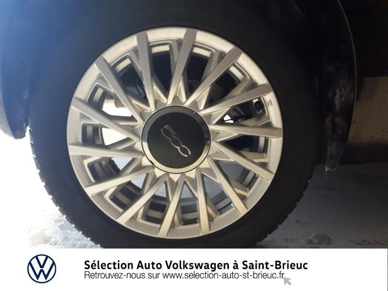 Photo 16 de l'offre de FIAT 500 1.2 8v 69ch Lounge Dualogic à 11490€ chez Garage de l'Avenir - SKODA Saint Brieuc