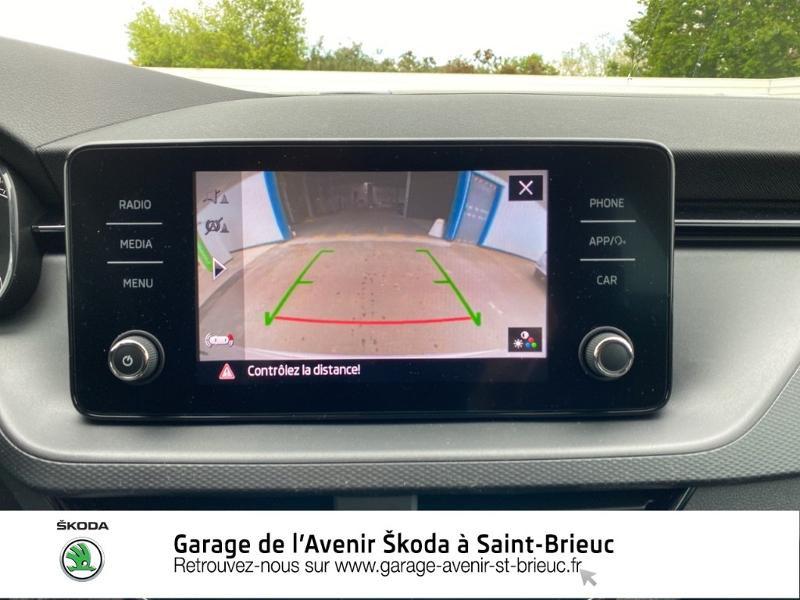 Photo 8 de l'offre de SKODA Kamiq 1.0 TSI 95ch Young Edition à 17990€ chez Garage de l'Avenir - SKODA Saint Brieuc