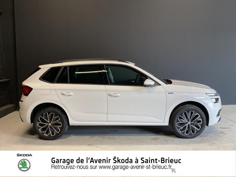Photo 5 de l'offre de SKODA Kamiq 1.0 TSI 95ch Young Edition à 17990€ chez Garage de l'Avenir - SKODA Saint Brieuc