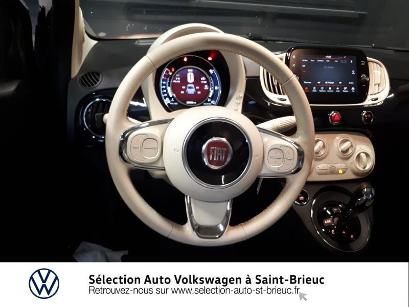 Photo 7 de l'offre de FIAT 500 1.2 8v 69ch Lounge Dualogic à 11490€ chez Garage de l'Avenir - SKODA Saint Brieuc