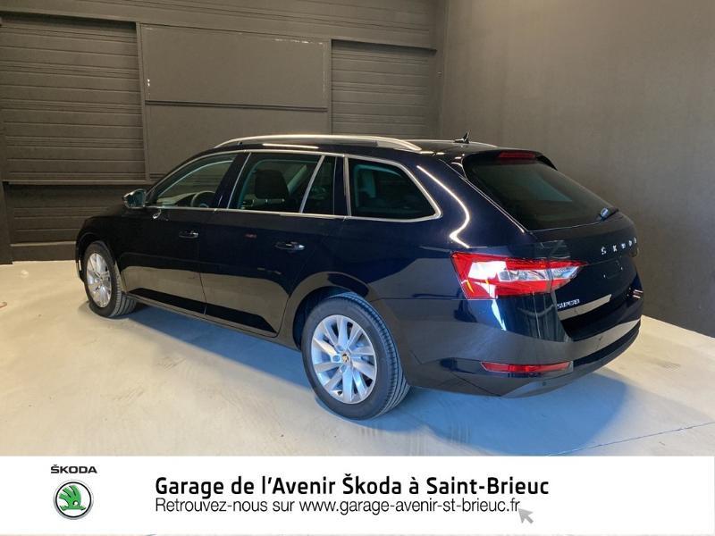 Photo 3 de l'offre de SKODA Superb Combi 2.0 TDI 122ch SCR Business DSG7 Euro6d-T EVAP à 34490€ chez Sélection Auto - Volkswagen Saint Brieuc