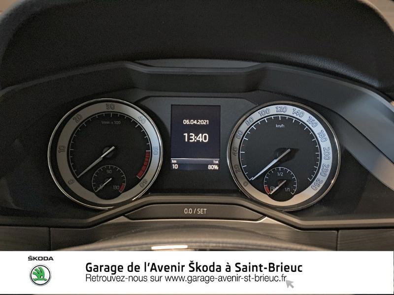 Photo 9 de l'offre de SKODA Superb Combi 2.0 TDI 122ch SCR Business DSG7 Euro6d-T EVAP à 34490€ chez Sélection Auto - Volkswagen Saint Brieuc