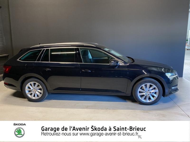 Photo 4 de l'offre de SKODA Superb Combi 2.0 TDI 122ch SCR Business DSG7 Euro6d-T EVAP à 34490€ chez Sélection Auto - Volkswagen Saint Brieuc