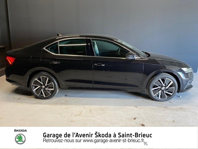 Photo 4 de l'offre de SKODA Octavia 2.0 TDI 116ch Business Euro6d-DG à 24990€ chez Garage de l'Avenir - SKODA Saint Brieuc
