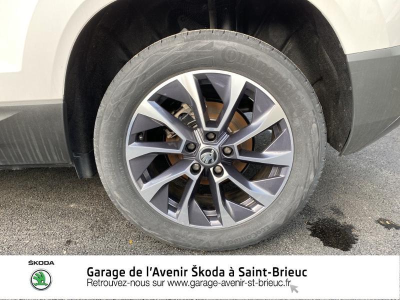 Photo 14 de l'offre de SKODA Karoq 1.0 TSI 116ch Drive Euro6d-T à 24490€ chez Garage de l'Avenir - SKODA Saint Brieuc