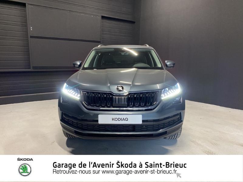 Photo 5 de l'offre de SKODA Kodiaq 2.0 TDI 150 SCR Style DSG Euro6ap 7 places à 37990€ chez Sélection Auto - Volkswagen Saint Brieuc