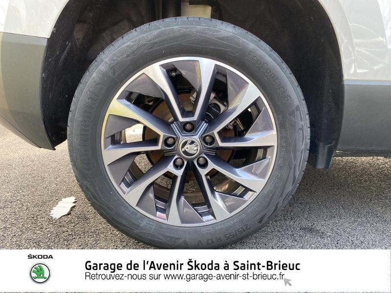 Photo 16 de l'offre de SKODA Karoq 1.0 TSI 116ch Drive Euro6d-T à 24490€ chez Garage de l'Avenir - SKODA Saint Brieuc