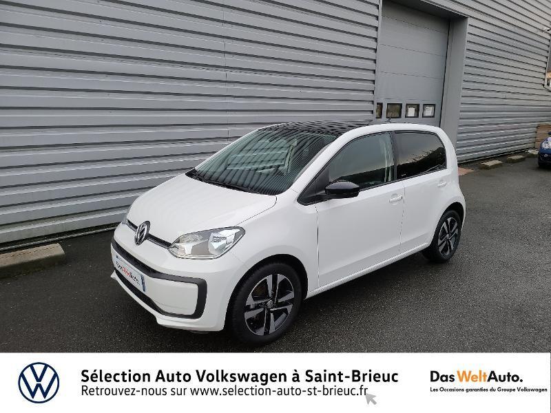 Photo 17 de l'offre de VOLKSWAGEN up! 1.0 60ch BlueMotion Technology Move up! 5p Euro6d-T à 9990€ chez Garage de l'Avenir - SKODA Saint Brieuc