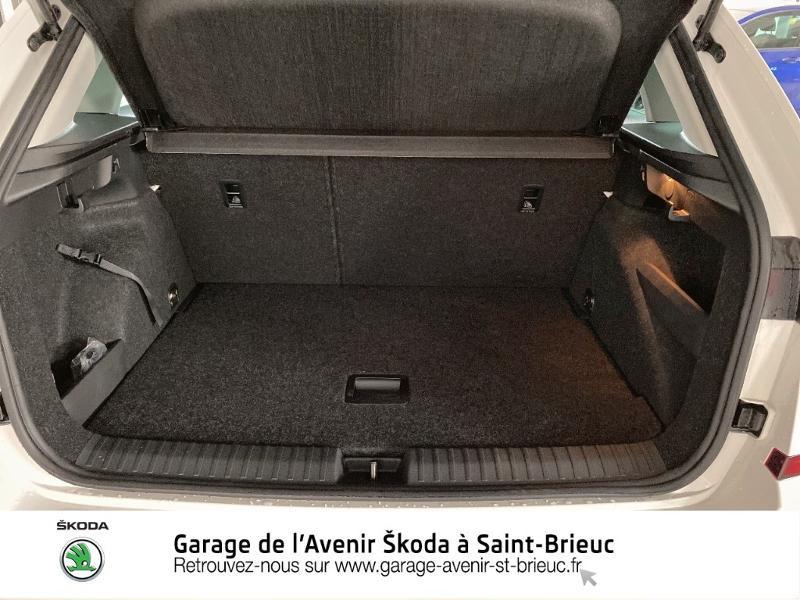 Photo 12 de l'offre de SKODA Kamiq 1.0 TSI 95ch Young Edition à 17990€ chez Garage de l'Avenir - SKODA Saint Brieuc