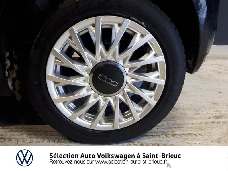 Photo 13 de l'offre de FIAT 500 1.2 8v 69ch Lounge Dualogic à 11490€ chez Garage de l'Avenir - SKODA Saint Brieuc
