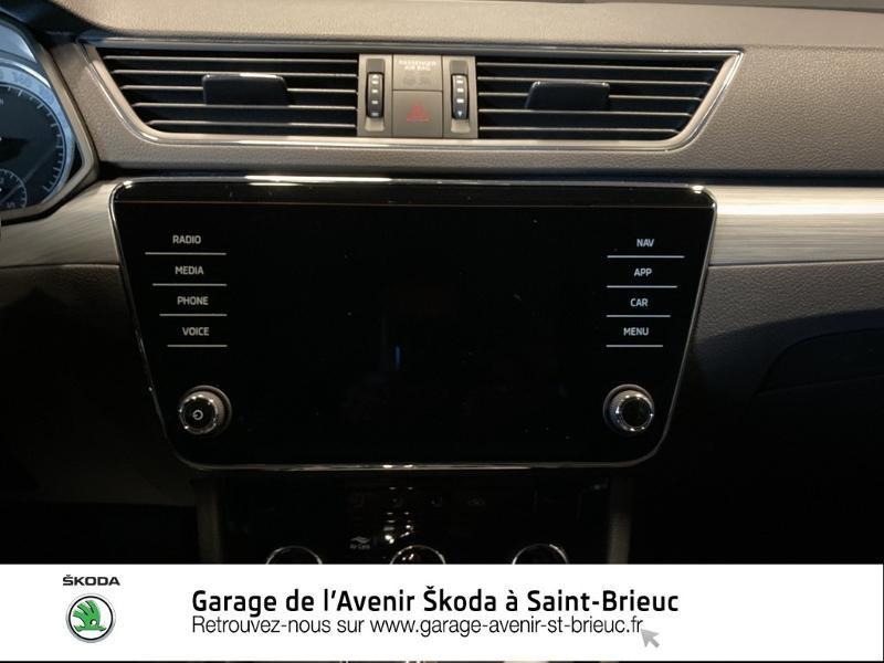 Photo 8 de l'offre de SKODA Superb Combi 2.0 TDI 122ch SCR Business DSG7 Euro6d-T EVAP à 34490€ chez Sélection Auto - Volkswagen Saint Brieuc