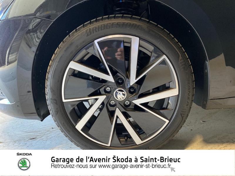 Photo 15 de l'offre de SKODA Octavia 2.0 TDI 116ch Business Euro6d-DG à 24990€ chez Garage de l'Avenir - SKODA Saint Brieuc