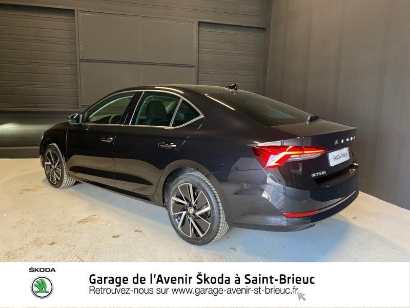 Photo 3 de l'offre de SKODA Octavia 2.0 TDI 116ch Business Euro6d-DG à 24990€ chez Garage de l'Avenir - SKODA Saint Brieuc