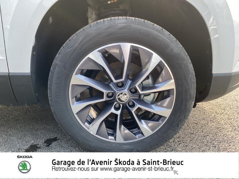 Photo 15 de l'offre de SKODA Karoq 1.0 TSI 116ch Drive Euro6d-T à 24490€ chez Garage de l'Avenir - SKODA Saint Brieuc