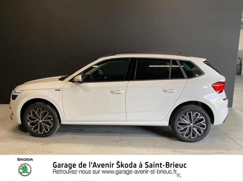 Photo 2 de l'offre de SKODA Kamiq 1.0 TSI 95ch Young Edition à 17990€ chez Garage de l'Avenir - SKODA Saint Brieuc