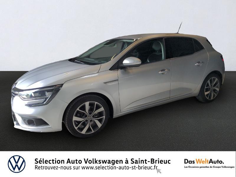 Renault Megane 1.6 dCi 130ch energy Intens Diesel GRIS Occasion à vendre