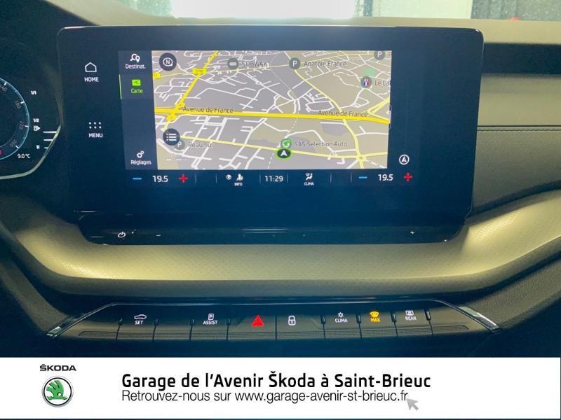 Photo 8 de l'offre de SKODA Octavia 2.0 TDI 116ch Business Euro6d-DG à 24990€ chez Garage de l'Avenir - SKODA Saint Brieuc