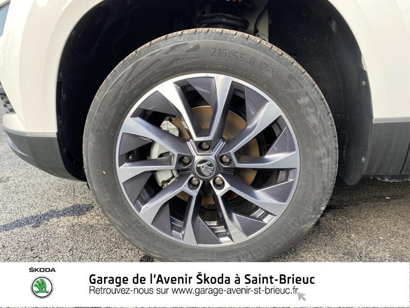 Photo 13 de l'offre de SKODA Karoq 1.0 TSI 116ch Drive Euro6d-T à 24490€ chez Garage de l'Avenir - SKODA Saint Brieuc