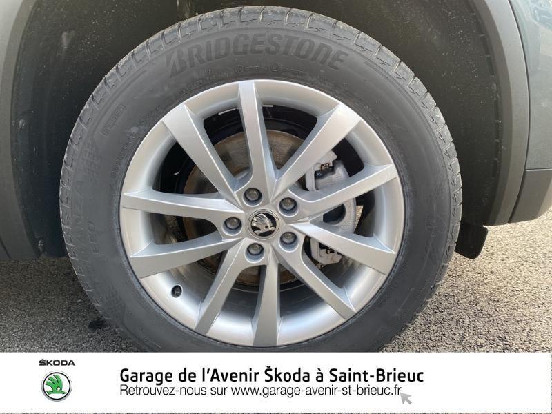 Photo 15 de l'offre de SKODA Kodiaq 2.0 TDI 150 SCR Style DSG Euro6ap 7 places à 37790€ chez Sélection Auto - Volkswagen Saint Brieuc