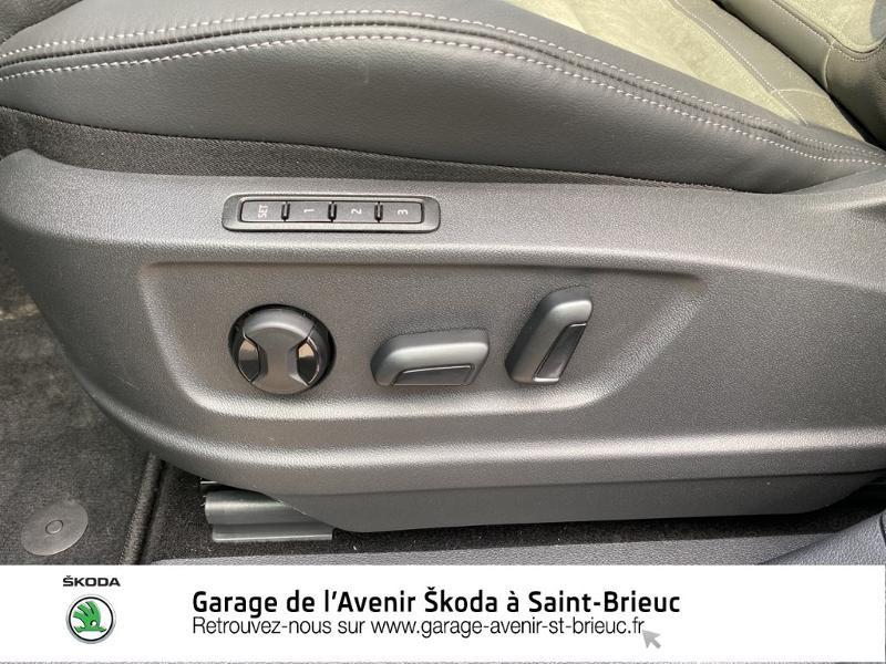 Photo 19 de l'offre de SKODA Kodiaq 2.0 TDI 150 SCR Style DSG Euro6ap 7 places à 37790€ chez Sélection Auto - Volkswagen Saint Brieuc