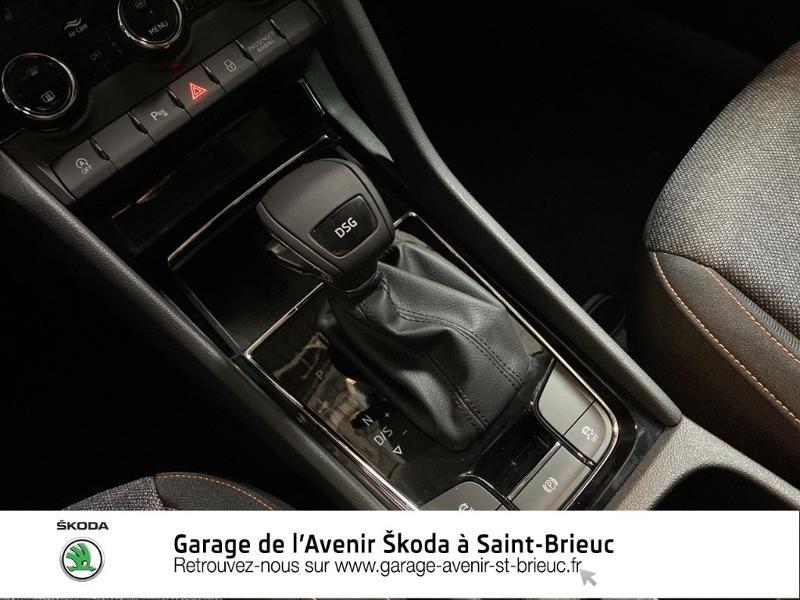 Photo 10 de l'offre de SKODA Karoq 2.0 TDI 116ch SCR CLEVER DSG Euro6d-T à 33290€ chez Sélection Auto - Volkswagen Saint Brieuc