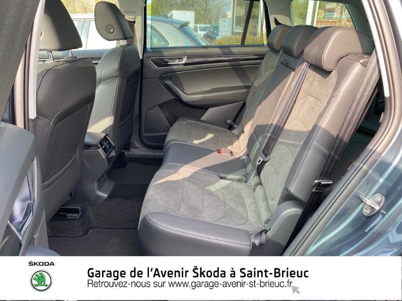 Photo 11 de l'offre de SKODA Kodiaq 2.0 TDI 150 SCR Style DSG Euro6ap 7 places à 37790€ chez Sélection Auto - Volkswagen Saint Brieuc