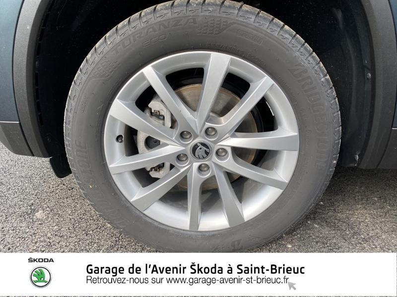 Photo 13 de l'offre de SKODA Kodiaq 2.0 TDI 150 SCR Style DSG Euro6ap 7 places à 37790€ chez Sélection Auto - Volkswagen Saint Brieuc