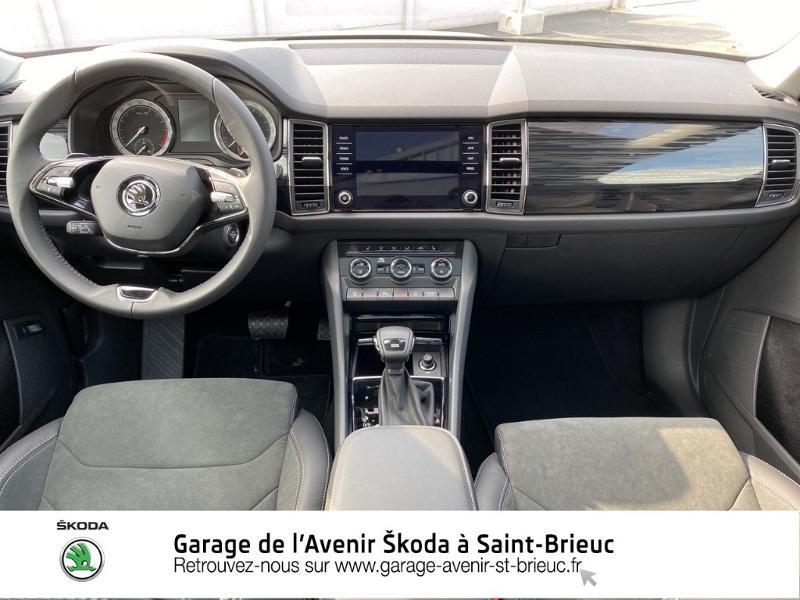 Photo 6 de l'offre de SKODA Kodiaq 2.0 TDI 150 SCR Style DSG Euro6ap 7 places à 37790€ chez Sélection Auto - Volkswagen Saint Brieuc