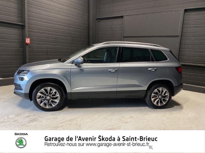 Photo 2 de l'offre de SKODA Karoq 2.0 TDI 116ch SCR CLEVER DSG Euro6d-T à 33290€ chez Sélection Auto - Volkswagen Saint Brieuc