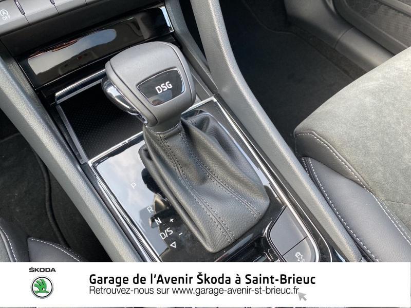Photo 10 de l'offre de SKODA Kodiaq 2.0 TDI 150 SCR Style DSG Euro6ap 7 places à 37790€ chez Sélection Auto - Volkswagen Saint Brieuc